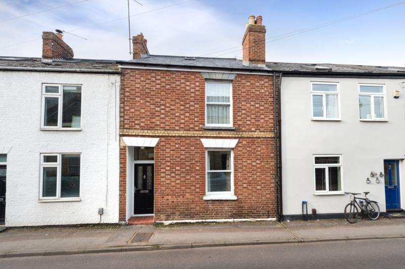 3 Bedrooms House for sale in Vicarage Road, New Hinksey, Oxford, Oxfordshire