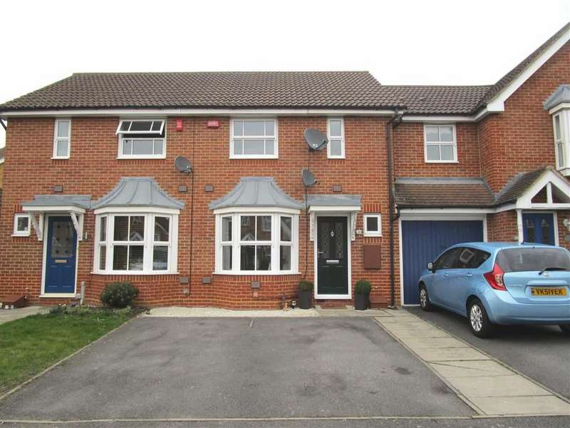 2 Bedrooms Property for sale in Moundsfield Way, Cippenham, Berkshire