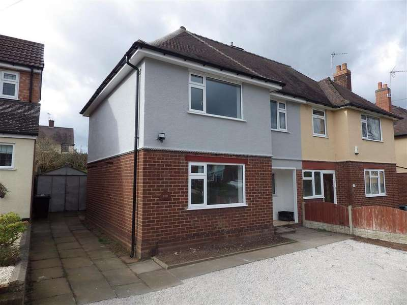 3 Bedrooms Semi Detached House for sale in The Broadway, Stourbridge