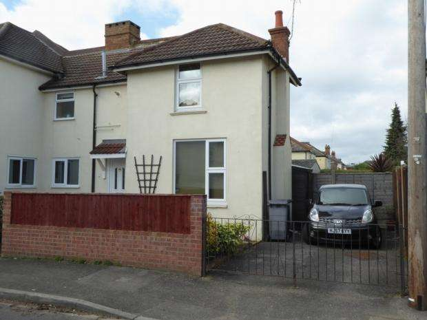 1 Bedroom Semi Detached House for sale in Curzon Road Spingbourne Bournemouth
