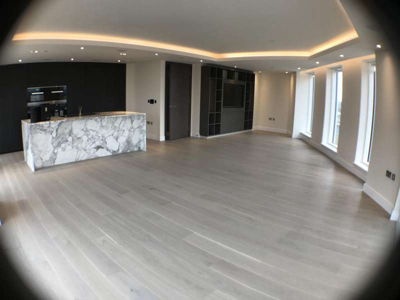 3 Bedrooms Flat for sale in Chelsea Creek Tower, 12 Park Street