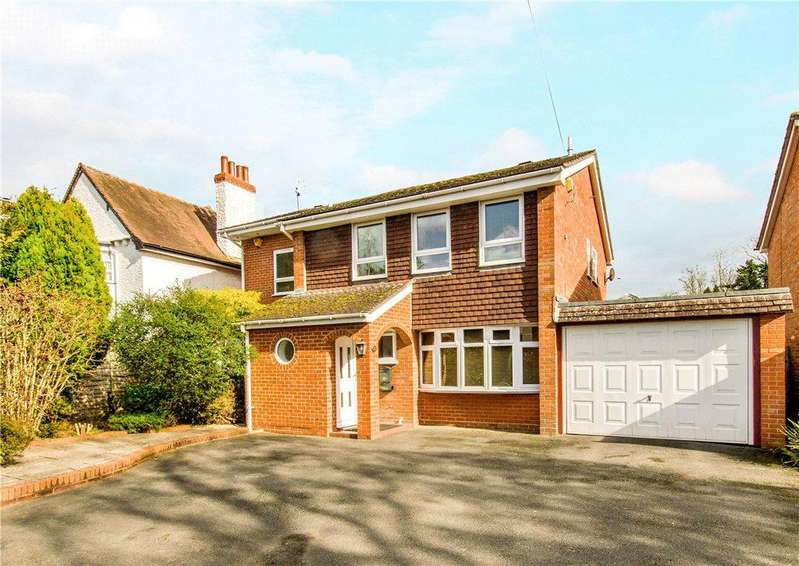 5 Bedrooms Detached House for sale in Hallow Road, Worcester, Worcestershire, WR2