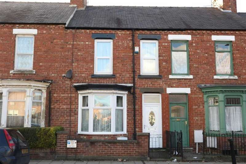 3 Bedrooms Terraced House for sale in Hollyhurst Road, Darlington
