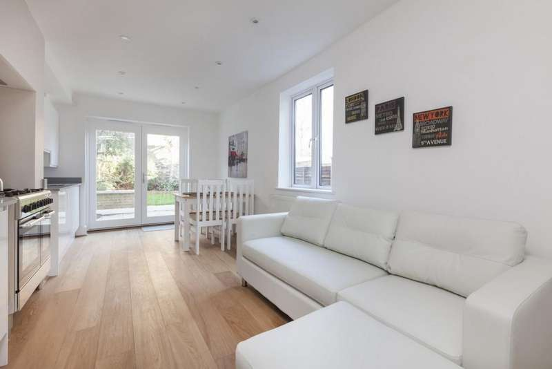 3 Bedrooms House for sale in Alderbrook Road, London, SW12