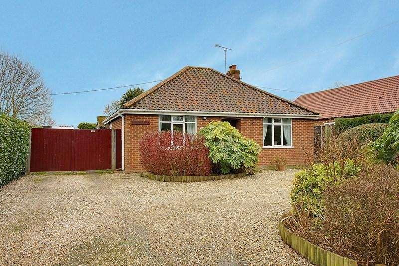 2 Bedrooms Detached Bungalow for sale in Norwich Road, Swanton Morley, Dereham
