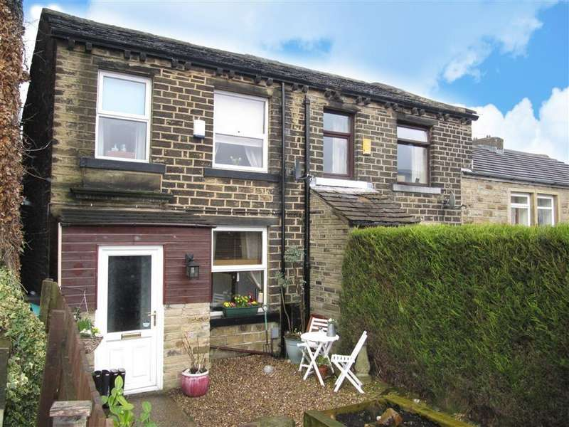2 Bedrooms End Of Terrace House for sale in New Hey Road, Oakes, Huddersfield, HD3
