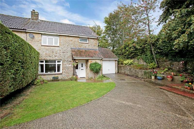 3 Bedrooms Semi Detached House for sale in Manor Close, South Perrott, Beaminster, Dorset