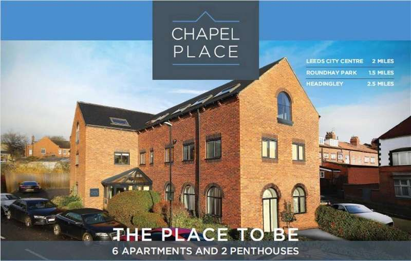 2 Bedrooms Flat for sale in Chapel Place, 2 Well Lane, LS7