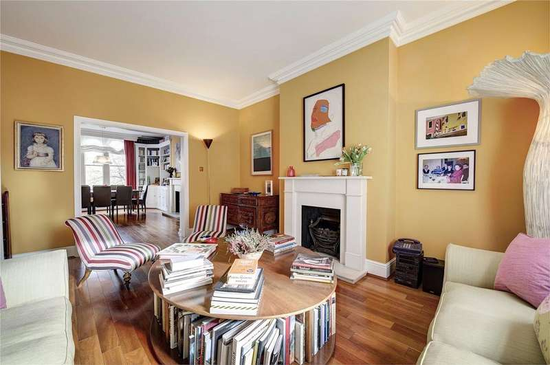 4 Bedrooms Flat for sale in Talbot Road, London, W2