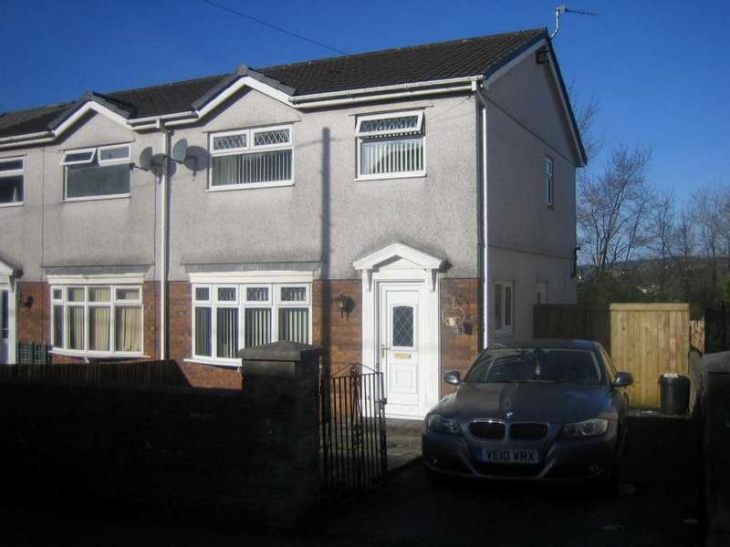 3 Bedrooms Semi Detached House for sale in Alltiago Rd, Pontarddulais