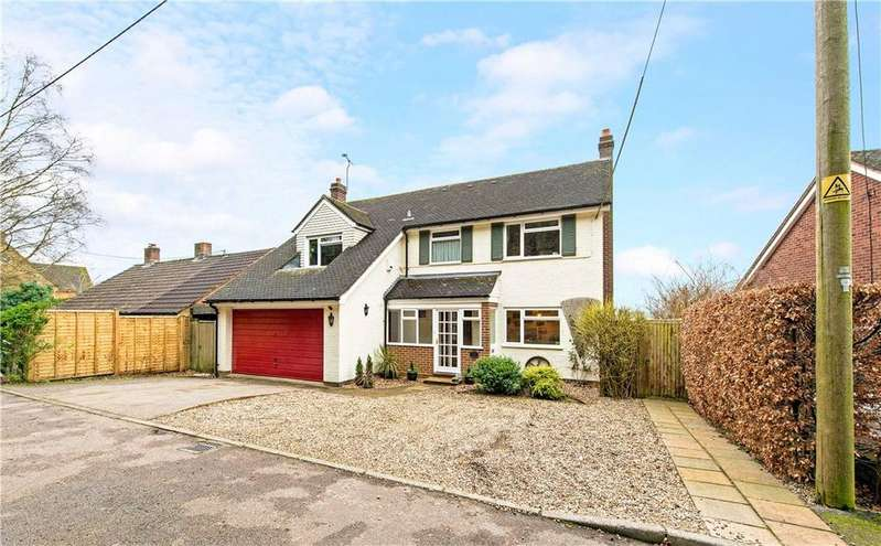 5 Bedrooms Detached House for sale in Toms Hill Close, Aldbury, Tring, Hertfordshire, HP23