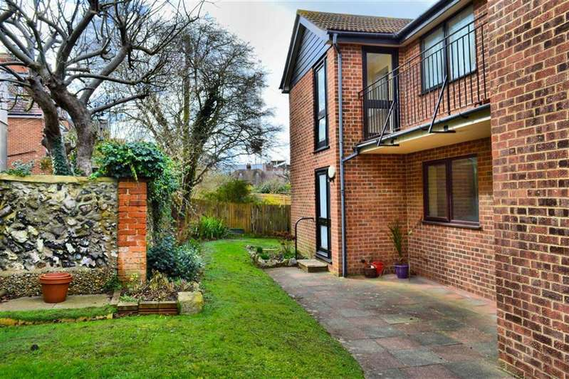 1 Bedroom Property for sale in Stafford Court, Seaford, East Sussex