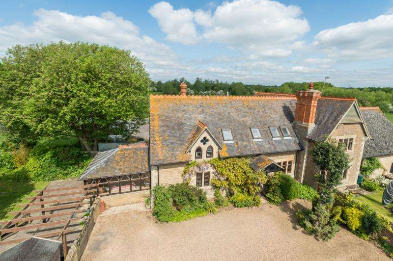4 Bedrooms Semi Detached House for sale in The Old School, Garford, Abingdon, Oxfordshire