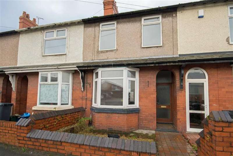 2 Bedrooms Terraced House for sale in Chester Road, Buckley
