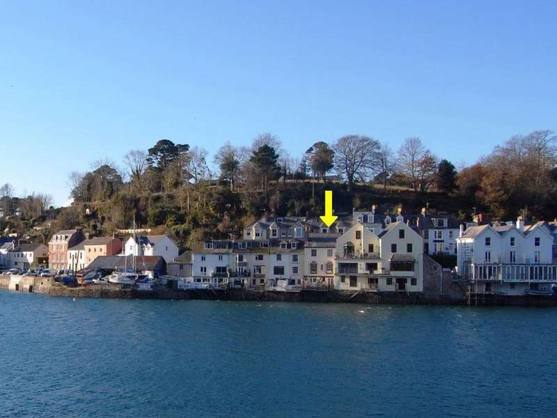2 Bedrooms Terraced House for sale in 26 Passage Street, FOWEY, Cornwall