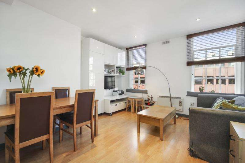 2 Bedrooms Flat for sale in The Old Fire Station, 244 Shepherds Bush Road, Hammersmith, London, W6