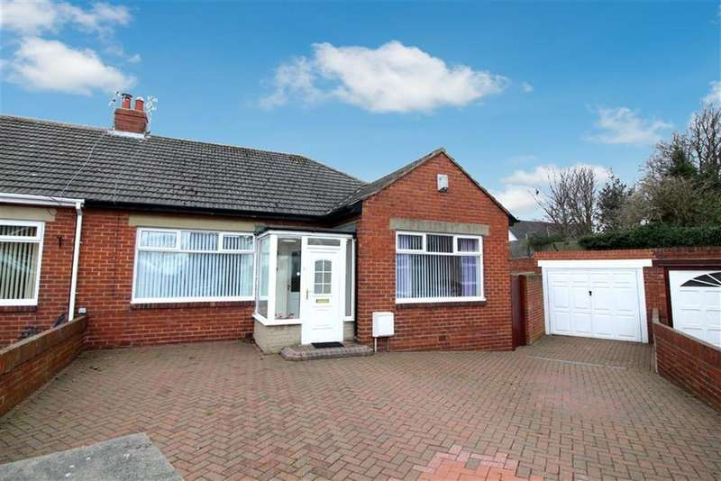 2 Bedrooms Semi Detached Bungalow for sale in Kelvin Grove, Preston Village