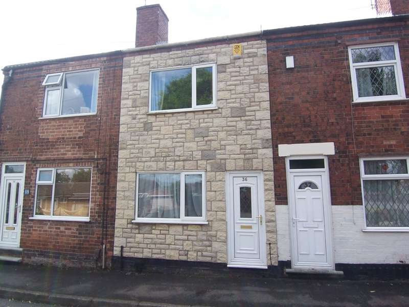 2 Bedrooms Terraced House for sale in Bridge Street, Ilkeston