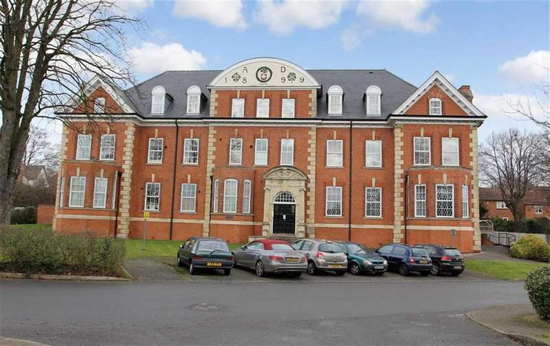 1 Bedroom Apartment Flat for sale in Rowlinson Court, Heathley Park, Leicester