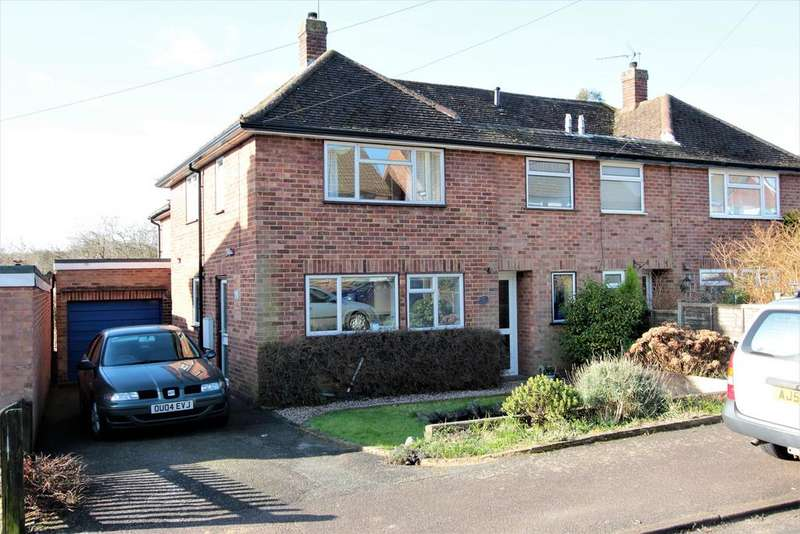 4 Bedrooms Semi Detached House for sale in Churchfield , Harpenden , Hertfordshire, AL5 1LJ