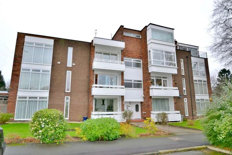 2 Bedrooms Ground Flat for sale in Schools Hill, Cheadle