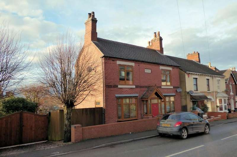3 Bedrooms Detached House for sale in Church Street, Swadlincote