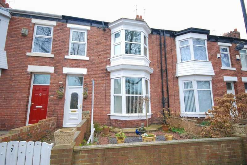 4 Bedrooms Terraced House for sale in Hunter Terrace, Grangetown