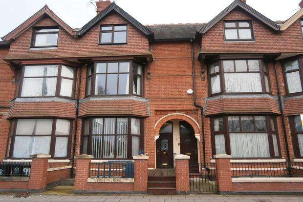 4 Bedrooms Terraced House for sale in Loughborough Road, Belgrave, Leicester, LE4