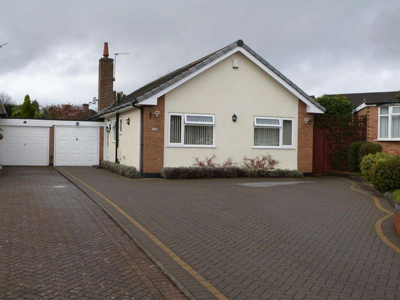 2 Bedrooms Detached Bungalow for sale in Parkwood Drive, Sutton Coldfield