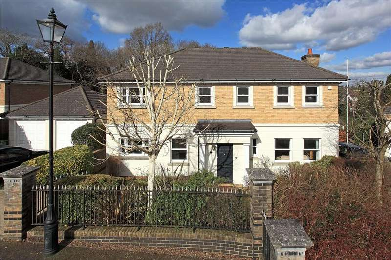 5 Bedrooms Detached House for sale in Hurstwood Park, Tunbridge Wells, Kent, TN4