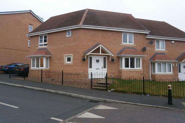 3 Bedrooms Semi Detached House for sale in Fencote Road, Hamilton, Leicester, LE5