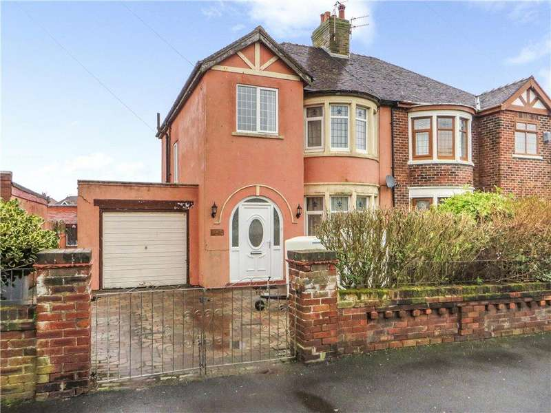 3 Bedrooms Semi Detached House for sale in Cavendish Road, Bispham, Blackpool