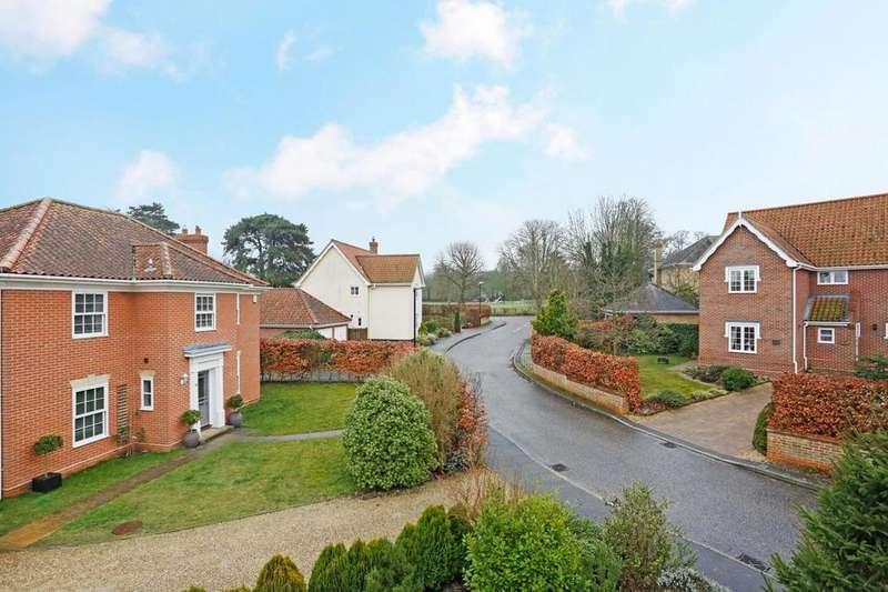 4 Bedrooms Detached House for sale in Erskine Road, Mistley, Manningtree, Essex, CO11