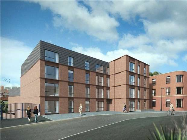 1 Bedroom Flat for sale in Jewel Court, Legge Lane, Birmingham, West Midlands