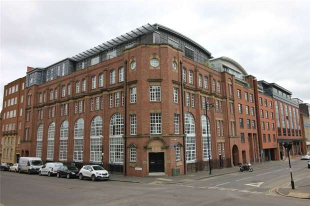 2 Bedrooms Flat for rent in Ludgate Loft Apartments, 17 Ludgate Hill, BIRMINGHAM, West Midlands