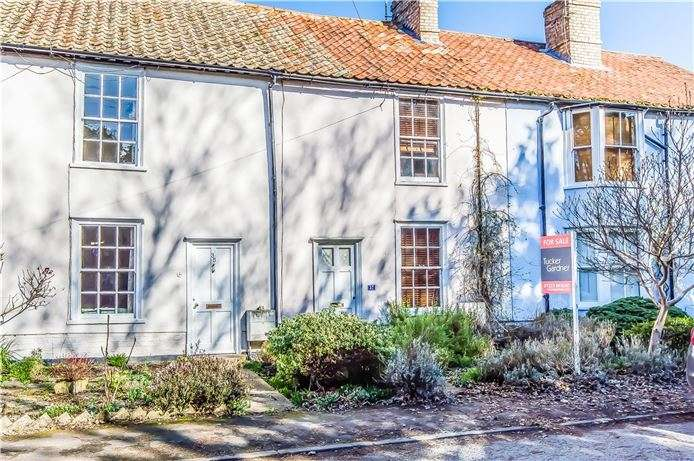 2 Bedrooms Terraced House for sale in High Street, Little Shelford, Cambridge