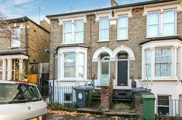 1 Bedroom Flat for sale in Granville Road, Walthamstow, London