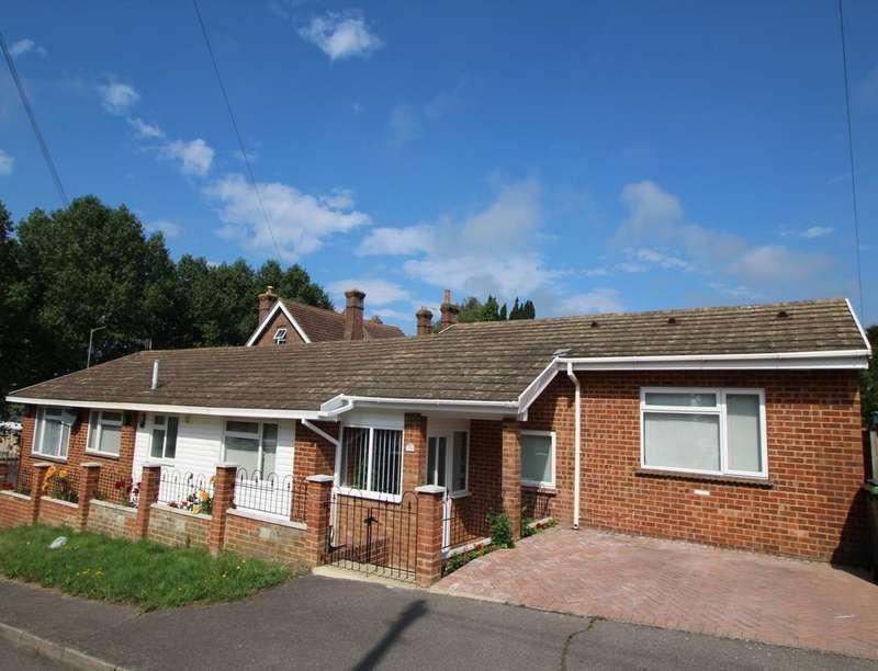 4 Bedrooms Detached Bungalow for sale in Lower Glen Road, St. Leonards-On-Sea, TN37