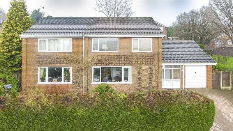 4 Bedrooms Detached House for sale in Niton Close, Haslingden, Rossendale