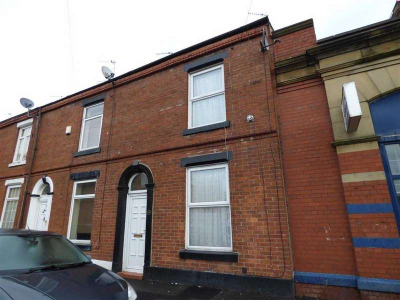 2 Bedrooms End Of Terrace House for sale in Princess Street, Failsworth, Manchester, M35