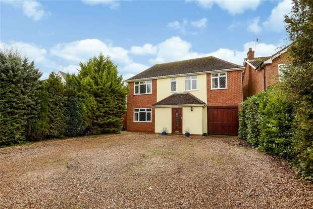 5 Bedrooms Detached House for sale in Rances Lane, WOKINGHAM, Berkshire
