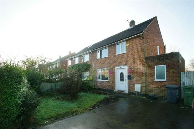 2 Bedrooms Semi Detached House for sale in Chapelfields Road