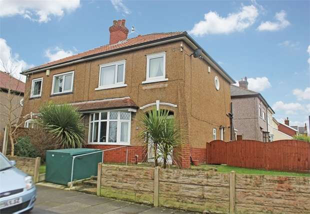 3 Bedrooms Semi Detached House for sale in Somerset Avenue, Chorley, Lancashire