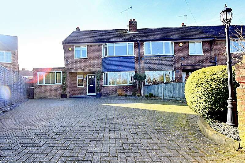 4 Bedrooms Semi Detached House for sale in London Road, Datchet, SL3