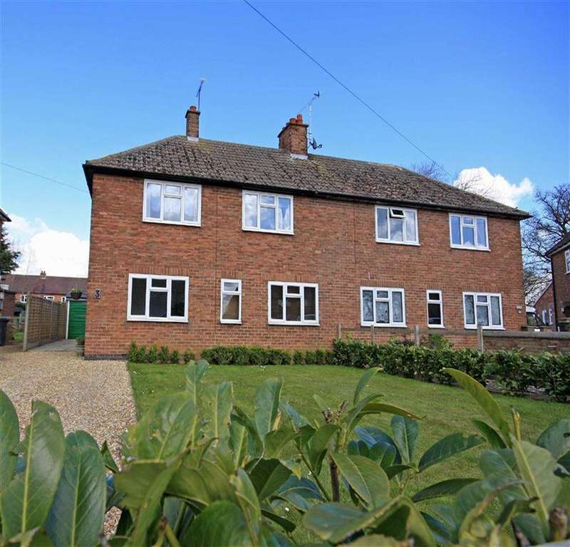 3 Bedrooms Semi Detached House for sale in Firdale, Somerby, Leicestershire