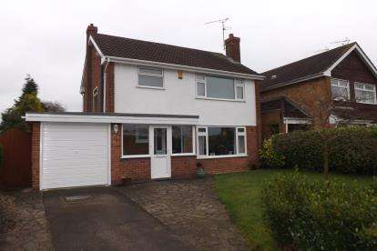 3 Bedrooms Detached House for sale in Pikemere Road, Alsager, Stoke-on-Trent, Cheshire