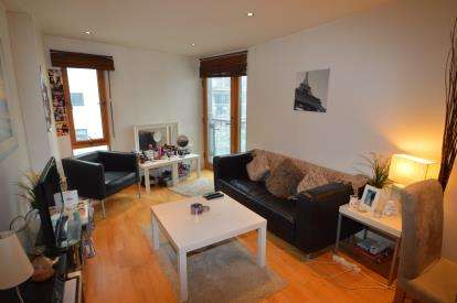 1 Bedroom Flat for sale in Crozier House, The Boulevard, Leeds, West Yorkshire
