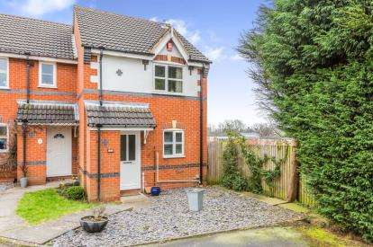 2 Bedrooms End Of Terrace House for sale in Forsythia Close, Northfield, Birmingham, West Midlands