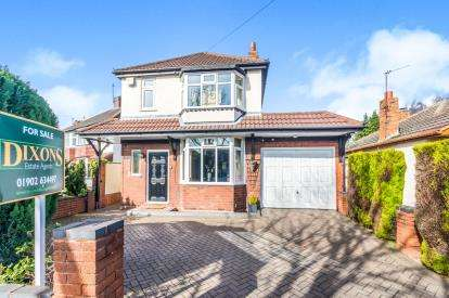 3 Bedrooms Detached House for sale in Broad Lane South, Wolverhampton, West Midlands