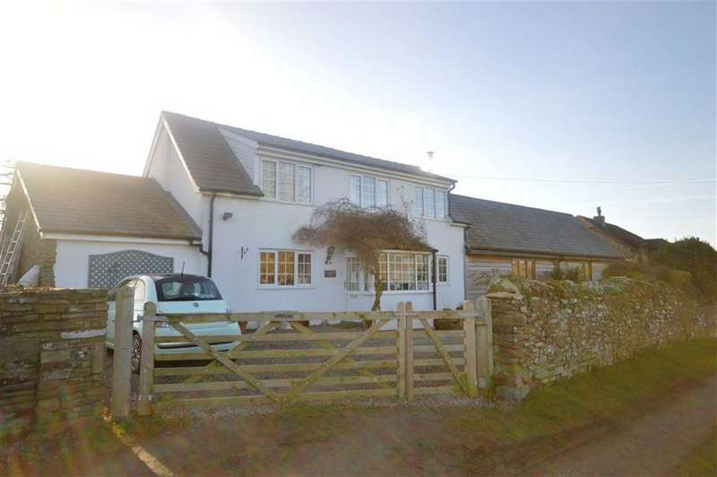 3 Bedrooms Detached House for sale in Lindridge House, Bircher Common, Leominster, HR6